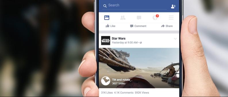 Facebook va afișa reclame în cadrul clipurilor video