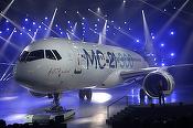 Rusia a prezentat noul avion de pasageri MC-21, care va rivaliza cu Boeing 737 și Airbus 320