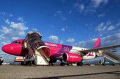 Compania Wizz Air a deschis o bază operațională la Iași, urmând să fie introduse cinci zboruri externe noi