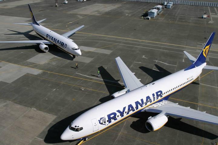 Ryanair a confirmat ținta de profit anual după o creștere de 4% în primul trimestru fiscal