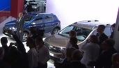 VIDEO Dacia a prezentat la Salonul Auto de la Paris variantele cosmetizate ale modelelor Logan și Sandero