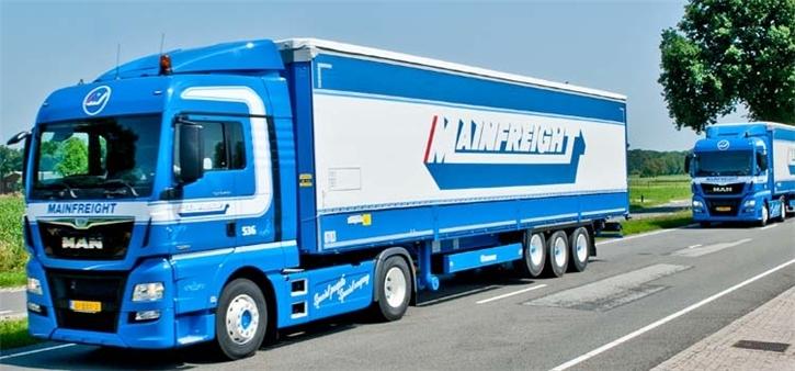 Compania de logistică Wim Bosman România își schimbă denumirea în Mainfreight Romania