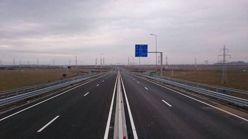 Ministrul Transporturilor: România va avea 1.000 de kilometri de autostradă în 2018. Anul viitor vor fi gata 150 km