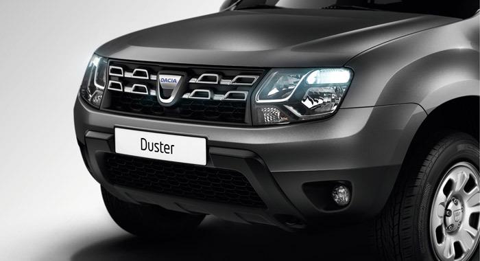 Dacia a produs un milion de mașini Duster