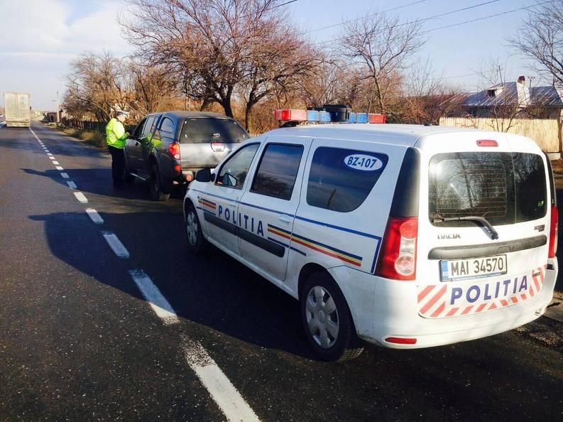 Poliția anunță cum vor fi ridicate de acum încolo mașinile parcate neregulamentar