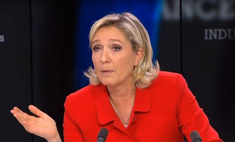 Le Pen cere repatrierea producției companiilor auto franceze, inclusiv Renault, după modelul Trump