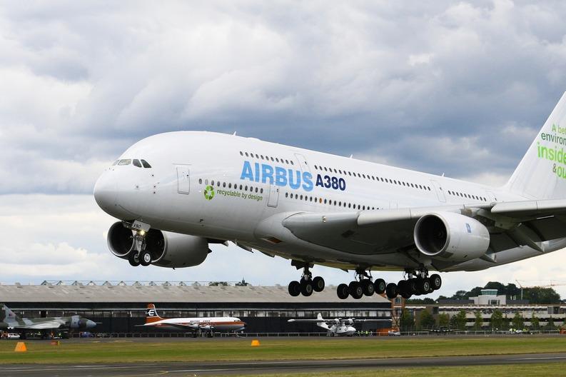 Airbus și-a îndeplinit ținta de livrări în 2016, după un nivel record în decembrie