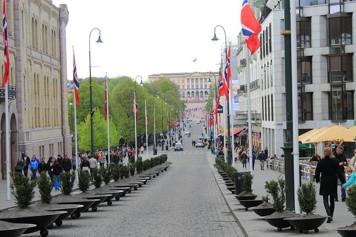 Oslo va interzice circulația vehiculelor diesel, pentru a reduce poluarea
