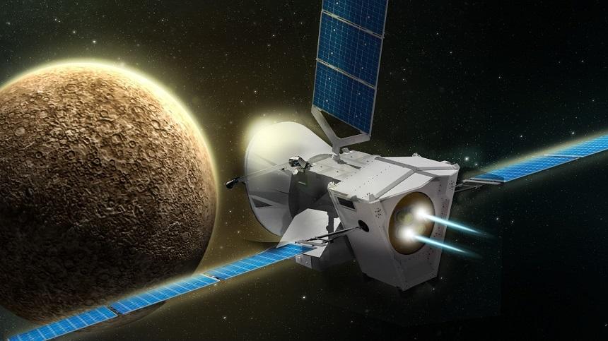 Misiunea spațială BepiColombo a pornit într-o călătorie de șapte ani spre Mercur