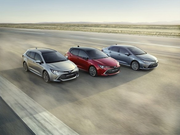 Toyota has released the twelfth generation of the Corolla sedan, the first without a diesel engine after 40 years
