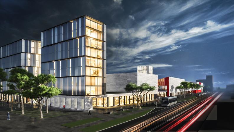 Proprietarii mall-ului Lotus Center Oradea investesc 60 mil. euro într-un proiect imobiliar în oraș
