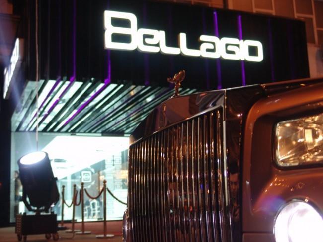Clubul Bellagio este executat, o bancă îl scoate la vânzare pentru un milion de euro