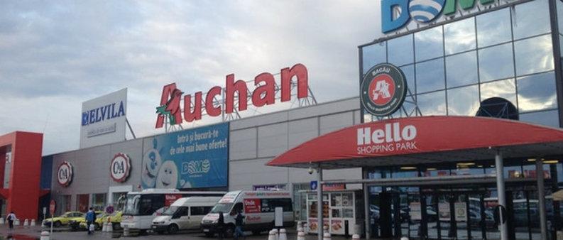 Mall-ul din Bacău al belgienilor de la BelRom, preluat de KBC Bank în contul datoriilor
