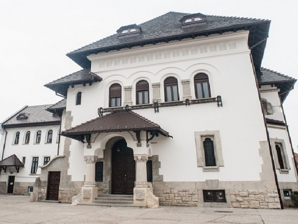 FOTO Vila în care România a semnat actul de intrare în Primul Război Mondial - din nou la vânzare