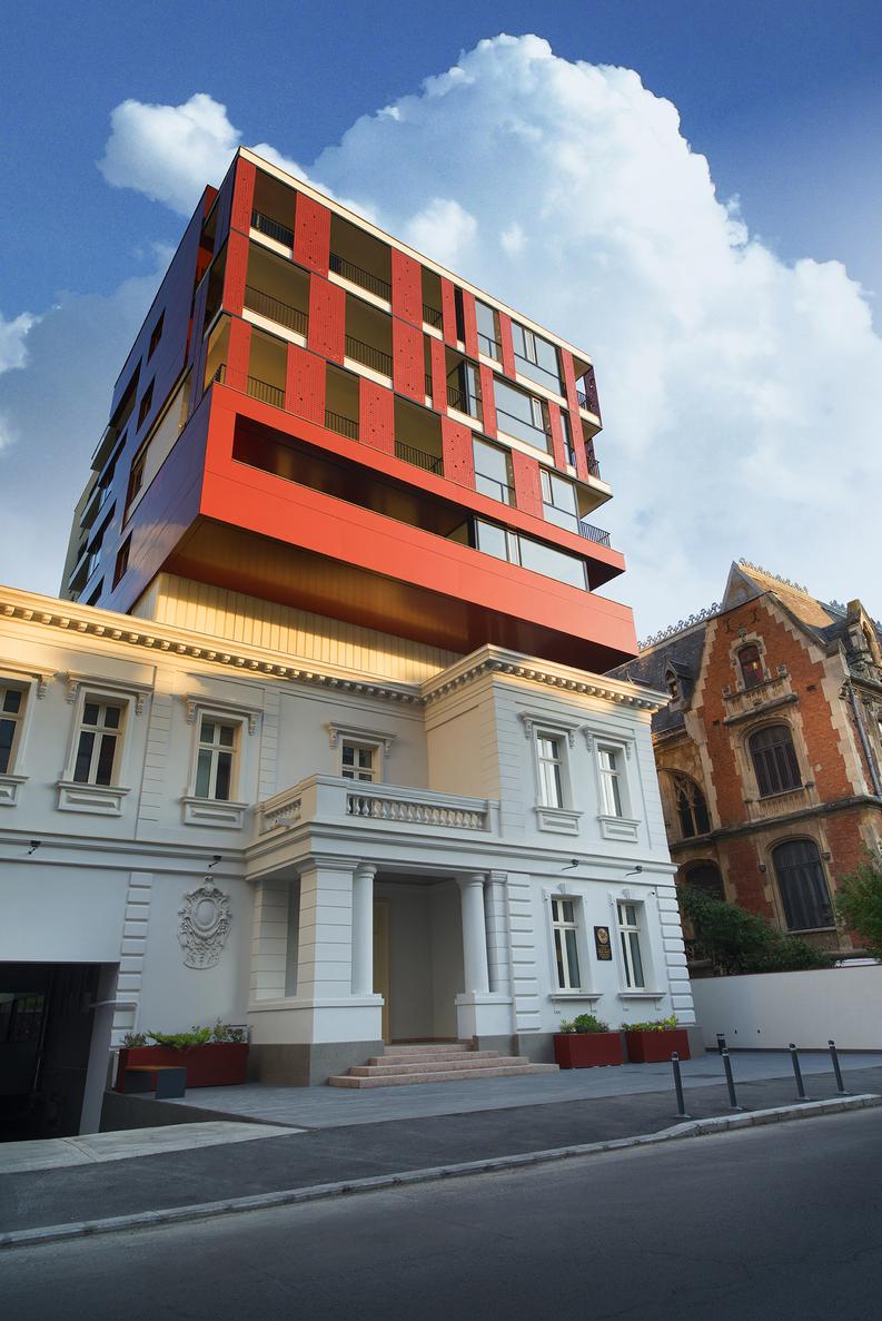 Proiectele boutique, noul trend pe piață rezidențială din București