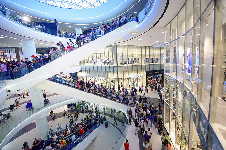 Mall-ul Shopping City Piatra Neamț, care va fi deschis de NEPI în acest an, este închiriat 80%