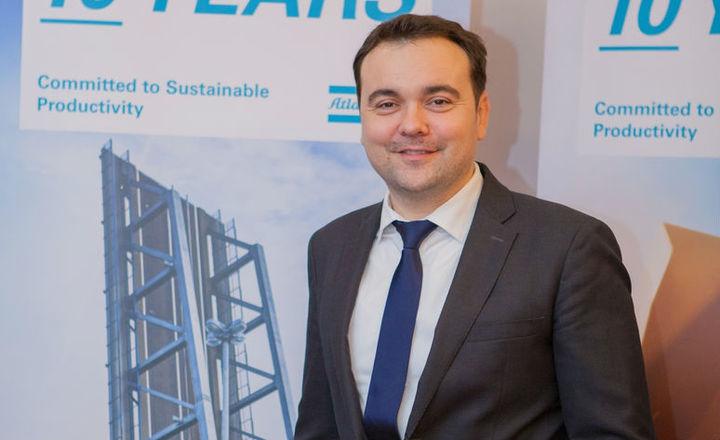 Afacerile Atlas Copco România au crescut anul trecut cu 10%, până la 22 de milioane de euro