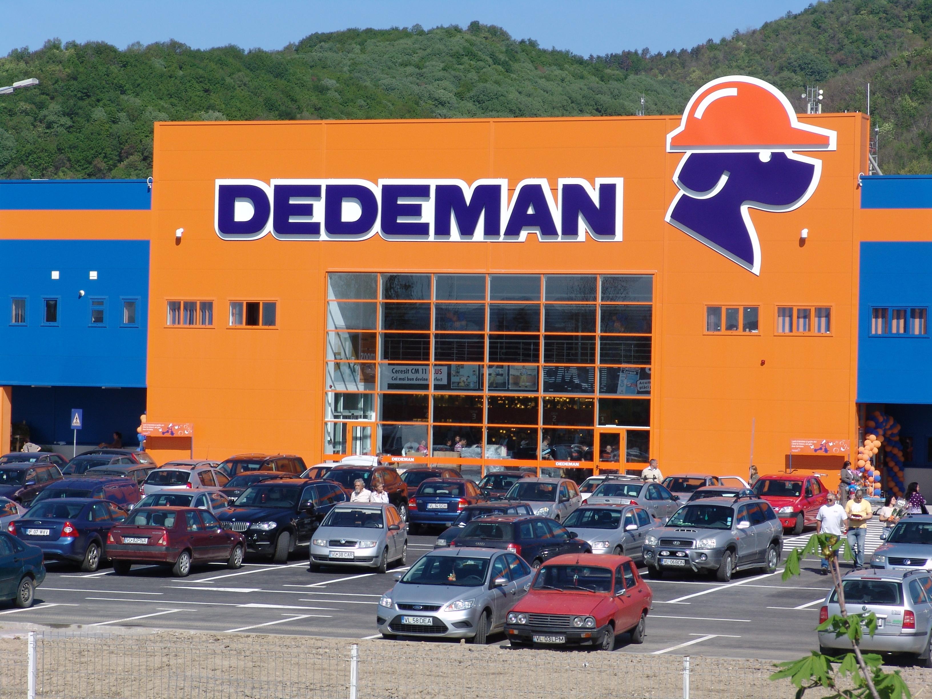 Ce se întâmplă cu magazinele Dedeman. Informațiile sunt oficiale