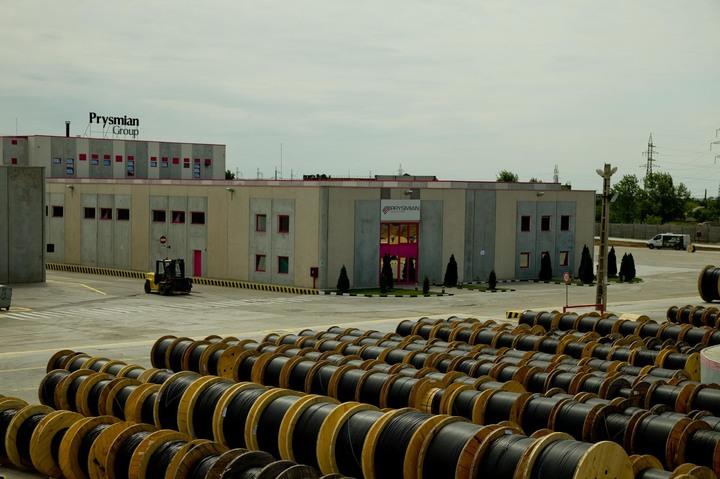 Italienii de la Prysmian extind fabricile din România și Slovacia cu două noi unități, după investiții cumulate de 43 milioane euro