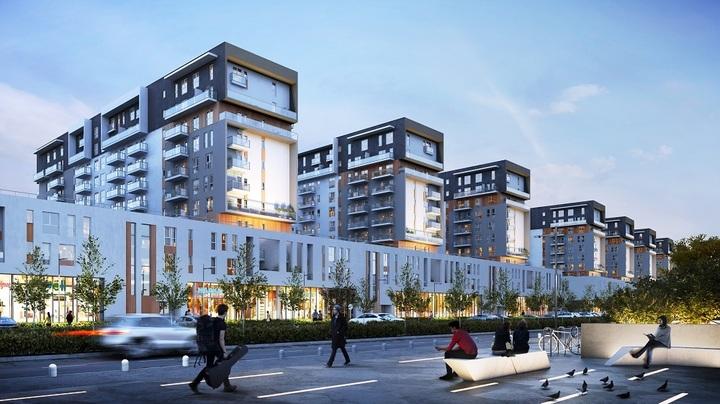 Primele 238 de apartamente din Belvedere Residences, în zona Barbu Văcărescu – Aviației, vor fi livrate în 2018