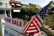 Casele din SUA au depășit prețurile de balon speculativ de acum 10 ani