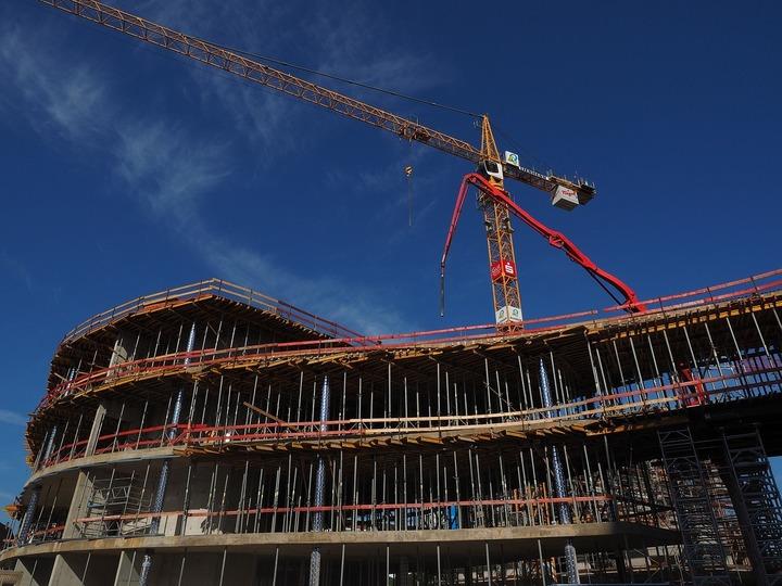 Sectorul construcțiilor a scăzut în octombrie cu 0,1%, însă construcția de locuințe a fost pe plus