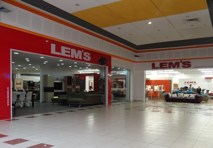 Producătorul român de mobilă LEMET încheie anul cu 76 de magazine și afaceri de 312 milioane lei