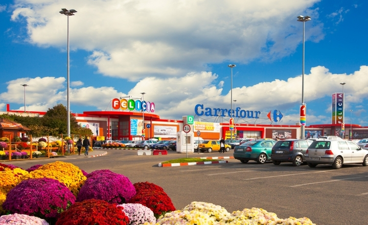 CBRE Global Investors vinde centrul comercial Felicia din Iași către dezvoltatorul ceh CPI Property Group