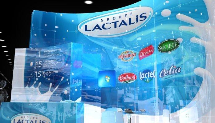 După achiziția Covalact, Lactalis va controla aproape un sfert din piața locală de lactate, estimată la 800 milioane euro
