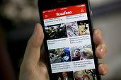 BuzzFeed se împarte în două divizii, care se vor concentra pe știri și entertainment