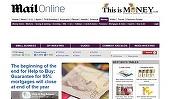 Compania care deține Daily Mail concediază 400 de angajați din cauza declinului publicității din print