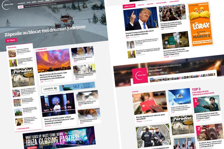 Digital Antena Group relansează observator.tv