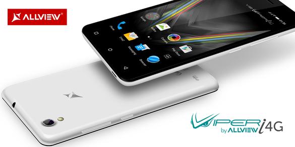 Allview lansează smartphone-urile V2 Viper i4G și V2 Viper e