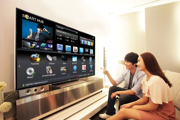 Smart TV-urile Samsung vor începe să afișeze reclame