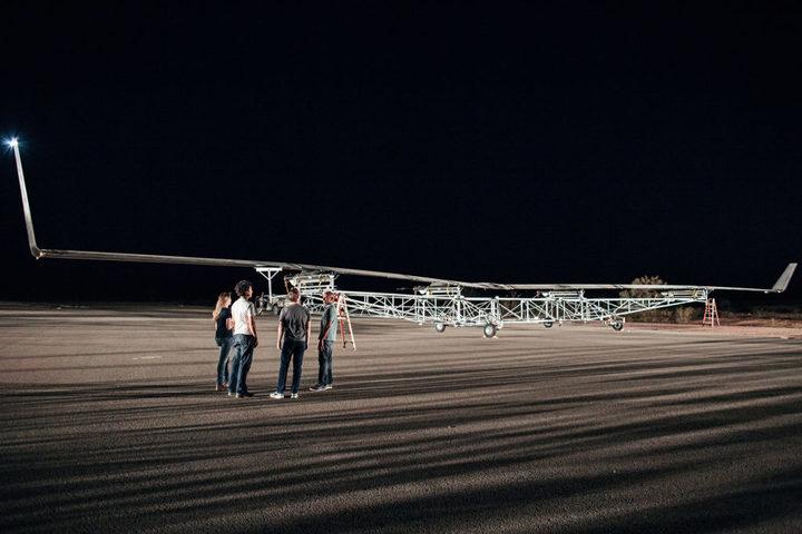 Facebook a testat cu succes drona solară care oferă acces la internet