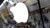 Apple a înregistrat prima scădere anuală a veniturilor din ultimii 15 ani