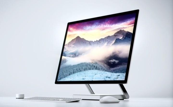 VIDEO Microsoft prezintă Surface Studio, un PC all-in-one