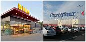 Consiliul Concurenței a dat undă verde Carrefour pentru preluarea supermarketurilor Billa