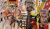 Johnny Depp își vinde la licitație colecția de opere de artă semnate de Basquiat
