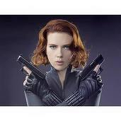 Scarlett Johansson este actrița ale cărei filme au generat cele mai mari încasări din toate timpurile