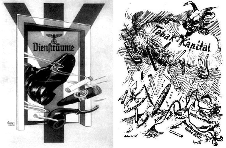 Cruciade istorice împotriva fumatului: de la un Papă la Führer