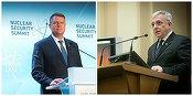 Iohannis a trimis la reexaminare legea Comitetului de Supraveghere ce va fi condus de Isărescu