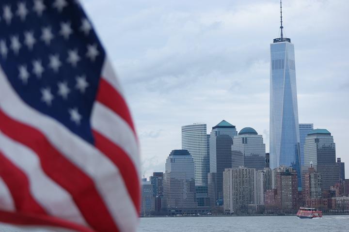 Economia SUA a crescut cu 0,8% în primul trimestru, peste estimările inițiale
