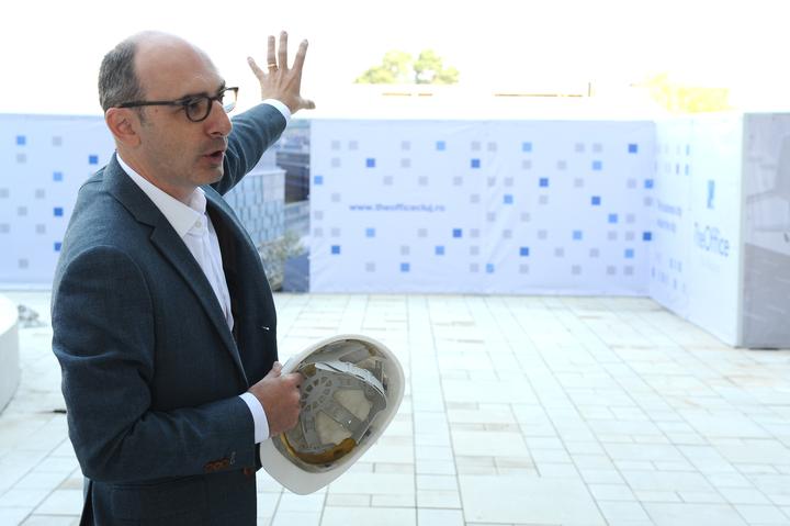 Ovidiu Șandor a dat pe mâna Premier Estate vânzarea apartamentelor din proiectul de 130 milioane euro din Timișoara