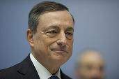 Draghi afirmă că BCE nu a discutat despre prelungirea programului de achiziții sau retragerea acestuia