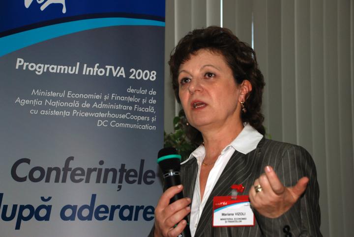 Dosarul Murfatlar: Mariana Vizoli, secretar de stat în Finanțe și Daniel Diaconescu, vicepreședinte ANAF, urmăriți penal de DNA, sub control judiciar