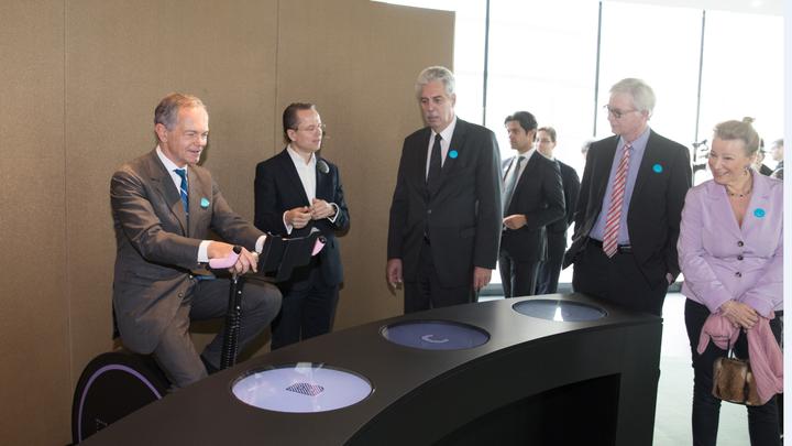 Primul centru interactiv din lume dedicat finanțelor personale inaugurat în Campusul Erste din Viena