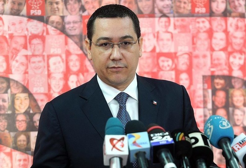 Anunț devastator făcut de Ponta. Gestul care inflamează clasa politică