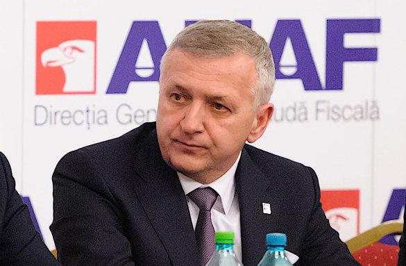 Gelu Ștefan Diaconu a fost demis de la conducerea ANAF. Daniel Diaconescu numit interimar