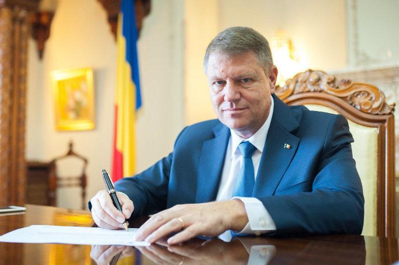 Guvernul vrea să îl lase pe Iohannis să numească șeful Serviciului Secret al Apărării